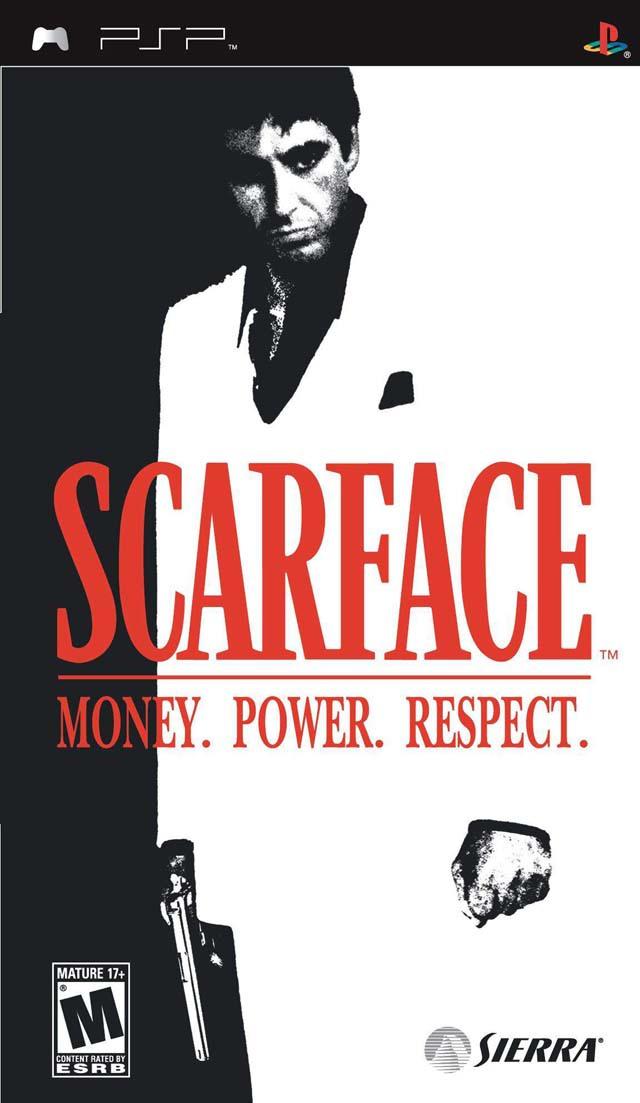 Scarface Money, Power, Respect