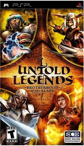Untold Legends