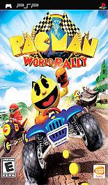 Pac-Man World Rally