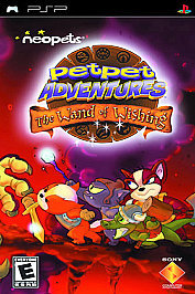 Neopets Petpet Adventures