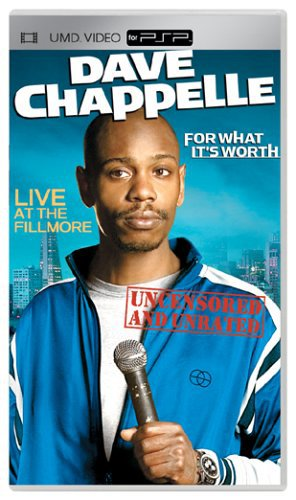 Dave Chappelle What Its Worth