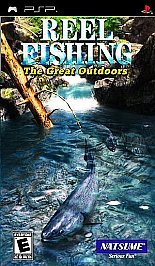 Reel Fishing: Great Outdoors