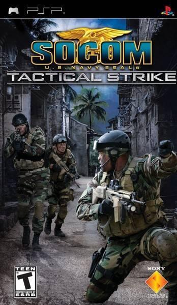 Socom: Tactical Strike
