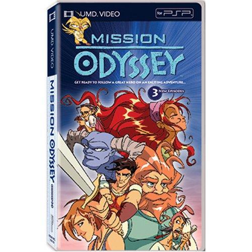 Mission Odyssey 1-3
