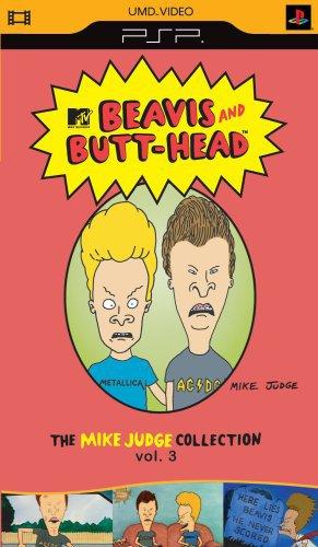 Beavis and Butt-Head Vol. 3