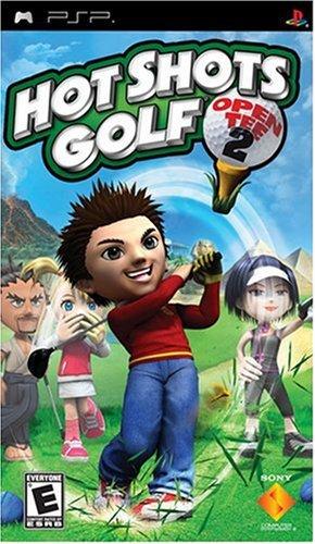 Hot Shots Golf Open Tee 2