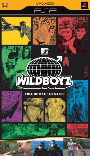 Wild Boyz Vol 1 Unrated