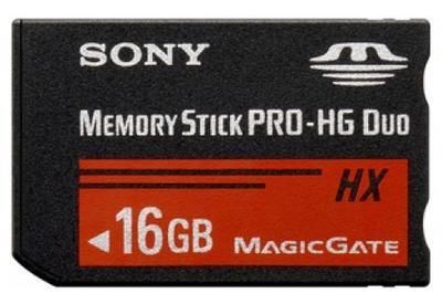 Memory Stick Pro Duo - 16 GB