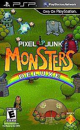 Pixel Junk Monsters Deluxe