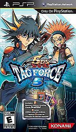 Yu-Gi-Oh!: 5Ds Tag Force 5