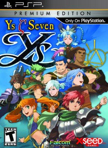 Ys Seven Premium Edition