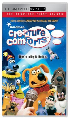 Creature Comforts: Season 1