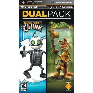 Daxter and Secret Agent Clank