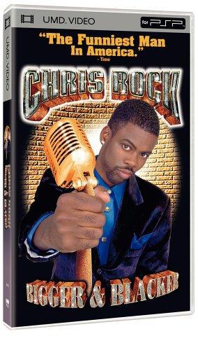 Chris Rock Bigger & Blacker