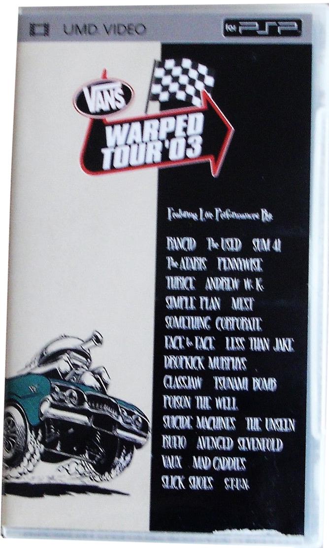 Vans Warped Tour 03