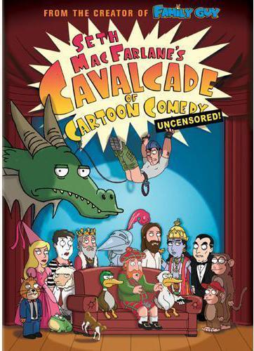 Caval Cade of Cartoon Comedy