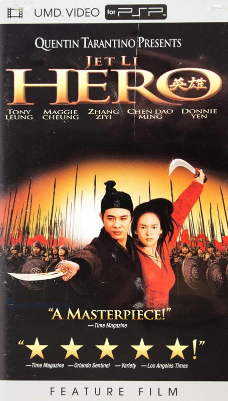 Jet Li Hero