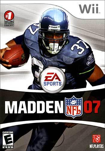 Madden NFL 2007 07