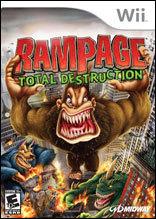 Rampage Total Destruction