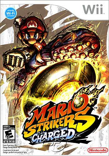 Mario Strikers: Charged