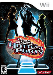 DDR: Hottest Party