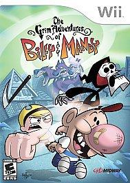 Grim Adventures Billy & Mandy