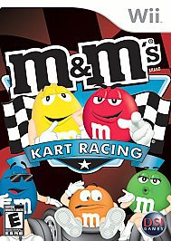 M & Ms: Kart Racing