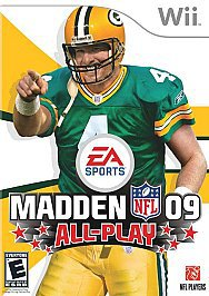 Madden NFL 2009 09 All-Play