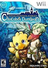 Chocobos Dungeon