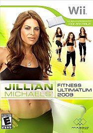 Jillian Michaels Fitness 2009