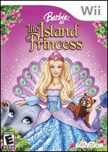 Barbie: The Island Princess