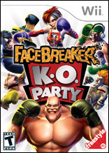Face Breaker: KO Party