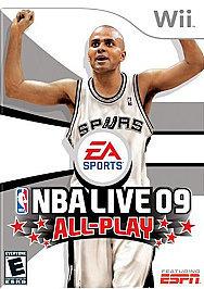 NBA Live 2009 09 All Play