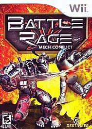 Battle Rage: Mech Combat