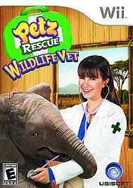 Petz Rescue: Wildlife Vet