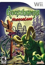 Goosebumps: Horrorland