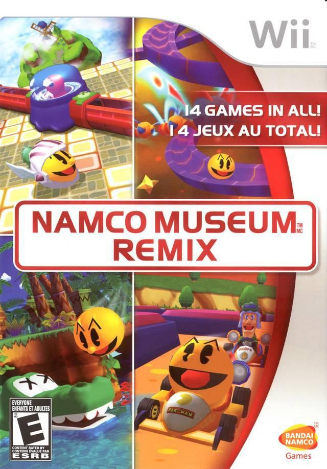 Namco Museum: Remix