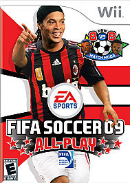 FIFA Soccer 2009 09 All-Play