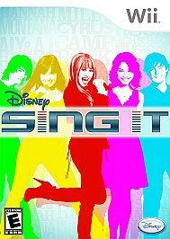 Disneys Sing It