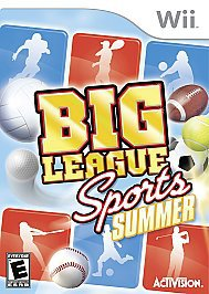 Big League Sports Summer