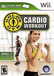 Golds Gym Cardio Workout