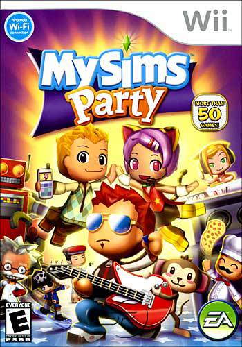 My Sims: Party