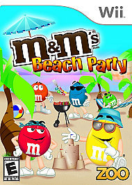M & Ms Beach Party
