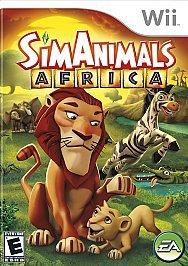 Sim Animals: Africa