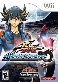 Yu-Gi-Oh! 5Ds Wheelie Breakers