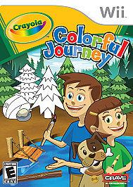 Crayola Colorful Journey