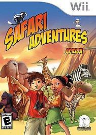 Safari Adventures: Africa