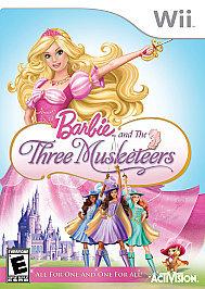Barbie: The Three Musketeers