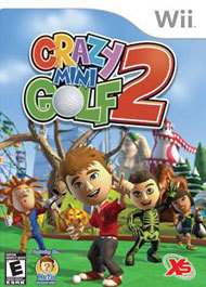 Crazy Mini Golf 2