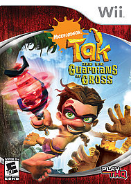 Tak & the Guardians of Gross